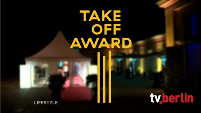 TAKE OFF AWARD 2019 geht an Be an Angel e.V.